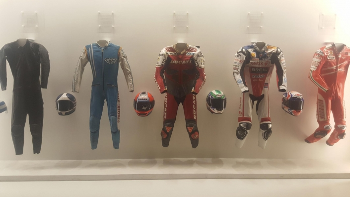 DUCATI FACTORY AND MUSEUM