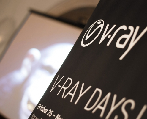 V-RAY DAYS in VERONA by CHAOS GROUP