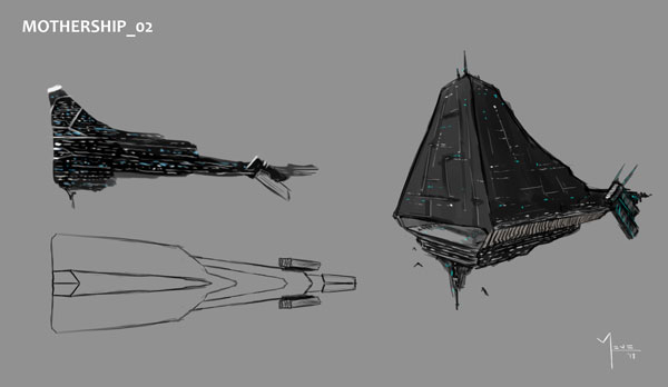 mothership concept