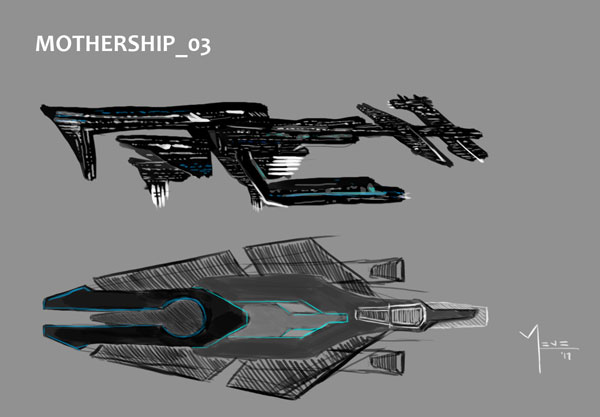 concept mothership