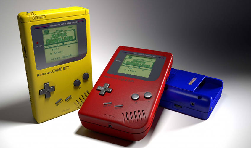 gameboy colors edition